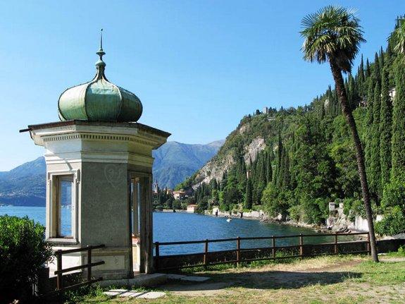 Озеро Комо в Италии