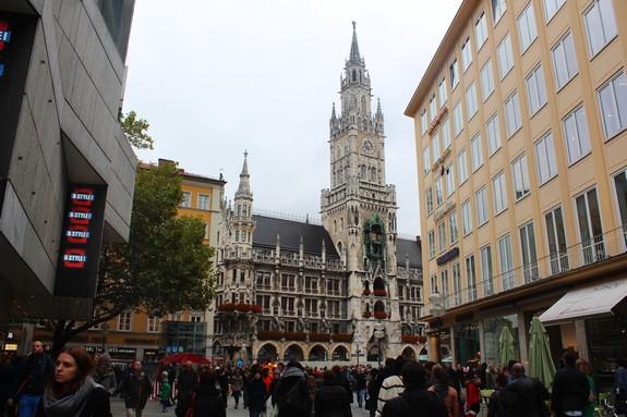 Мюнхен в Баварии