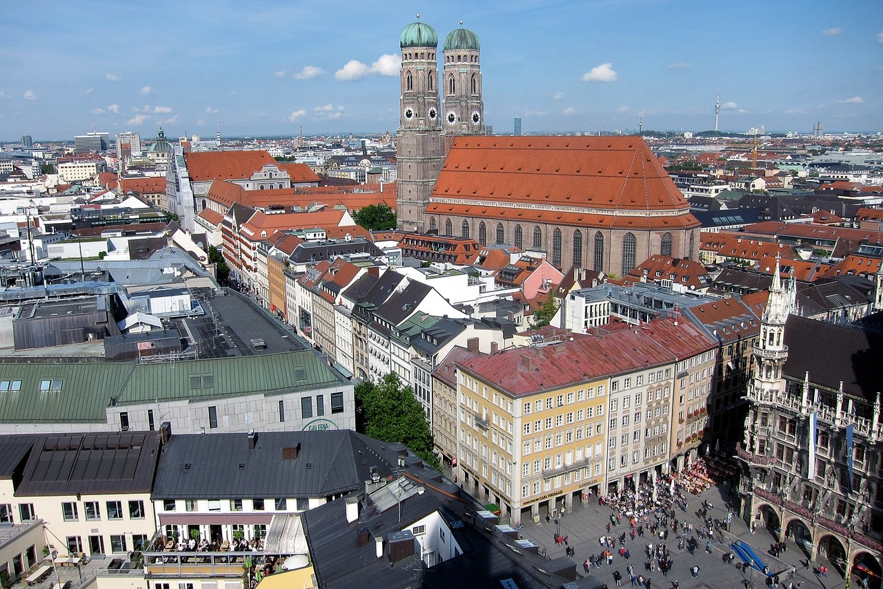 Управление недвижимостью в Мюнхене