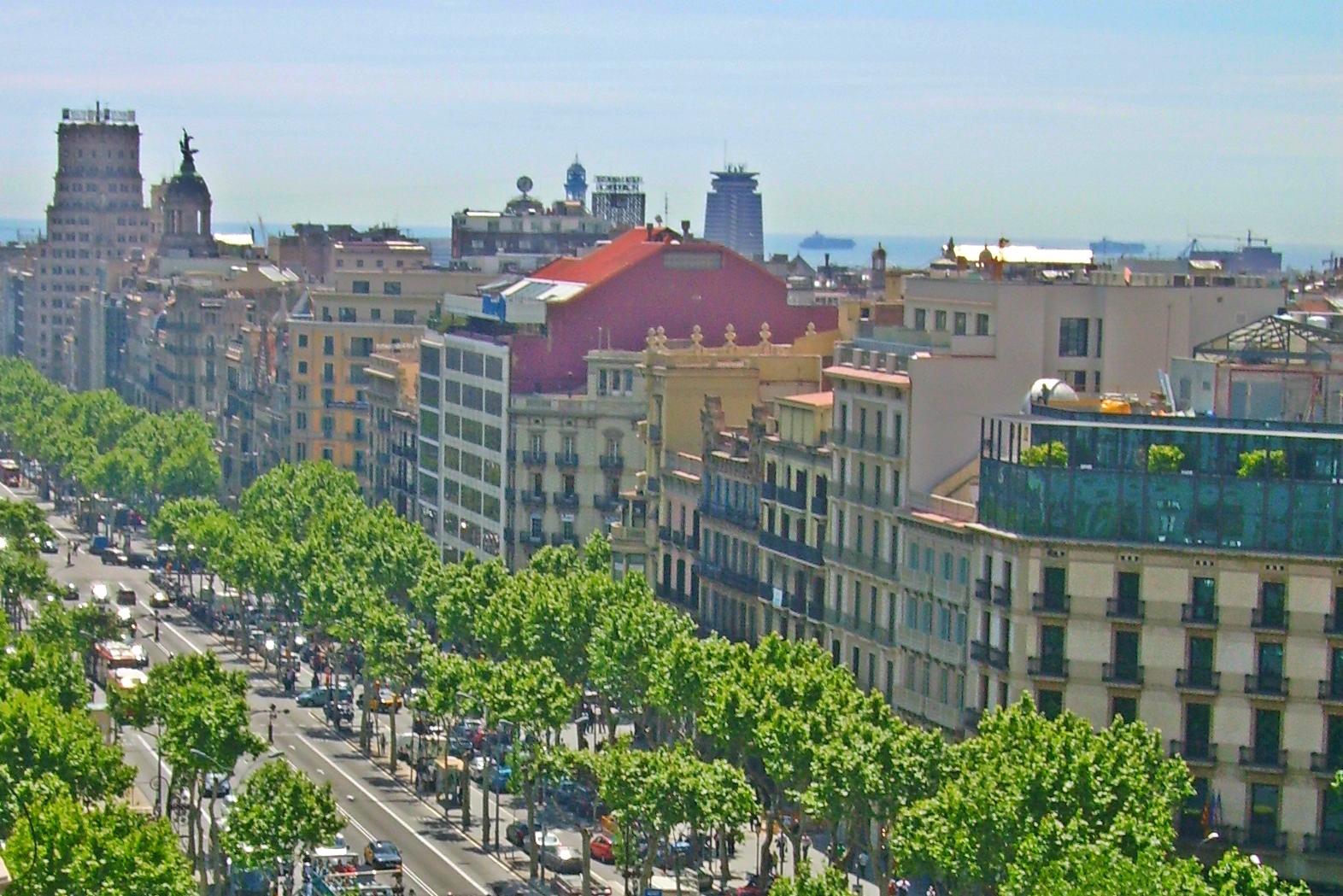 квартира в Эшампле, Барселона