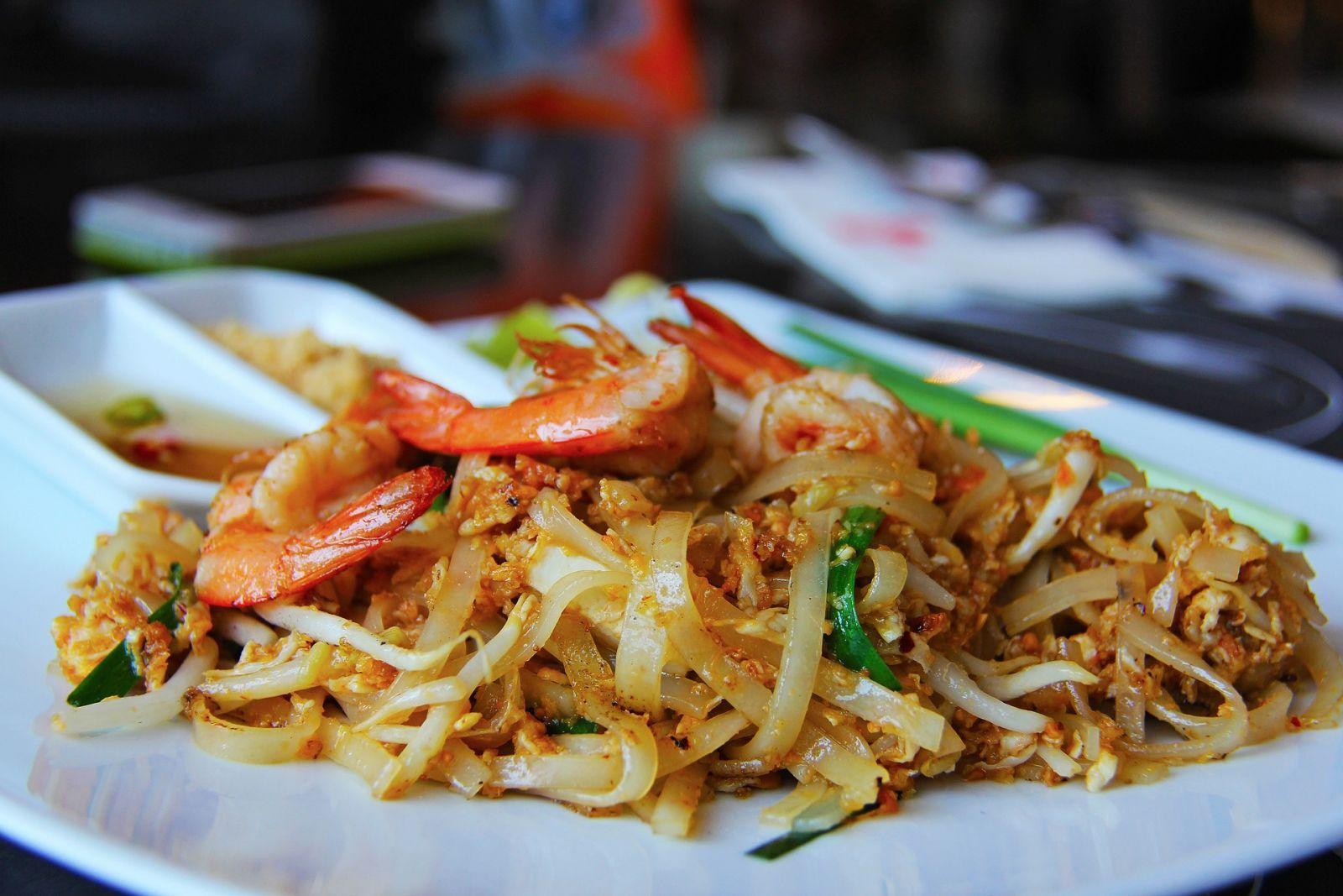 расходы на еду в Таиланде
