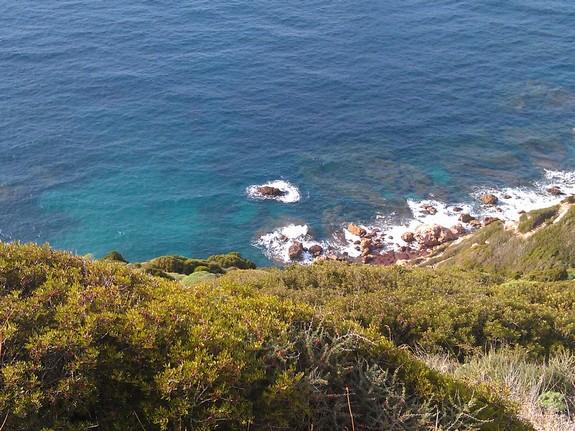 Море на Сардинии