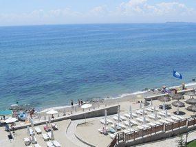 Пляж в Болгарие