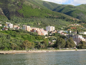 Влёра в Олбании