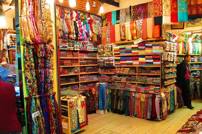Цены на одежду в Турции