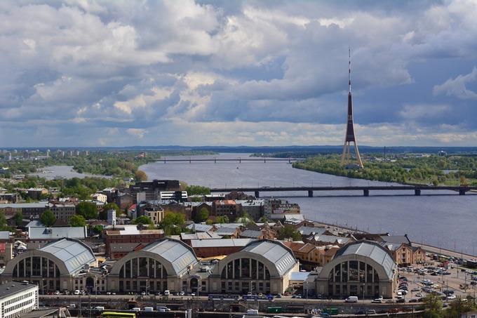 поиск недвижимости в Латвии