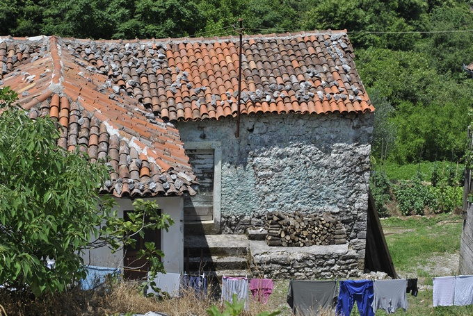 Дом за один евро
