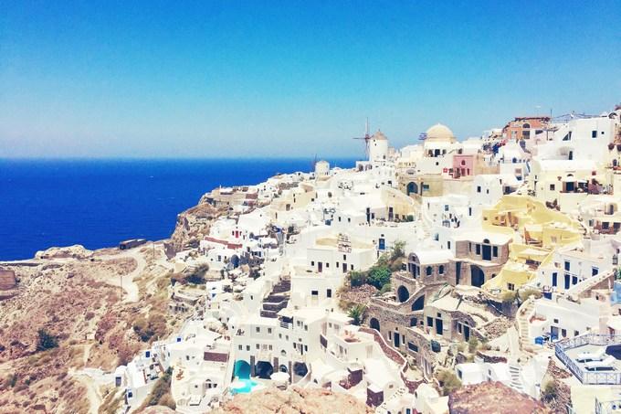 Греция вид