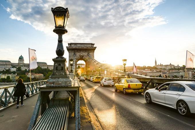 Цены на транспорт в Венгрии
