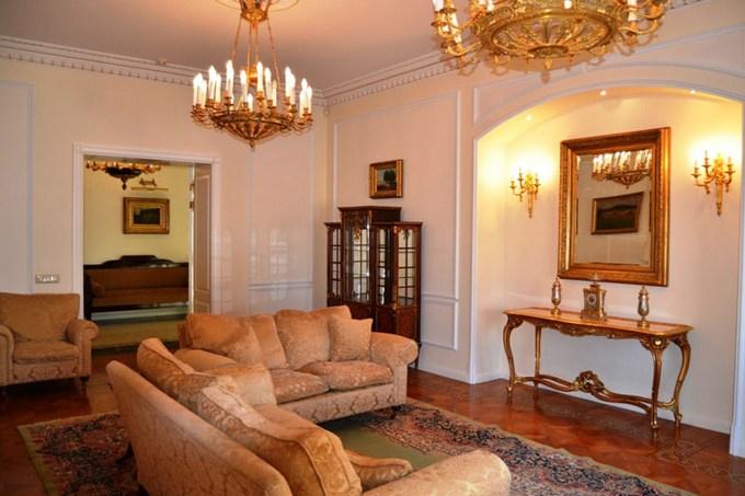 Цены на, как всем известно, элетную недвижимость Лотвии