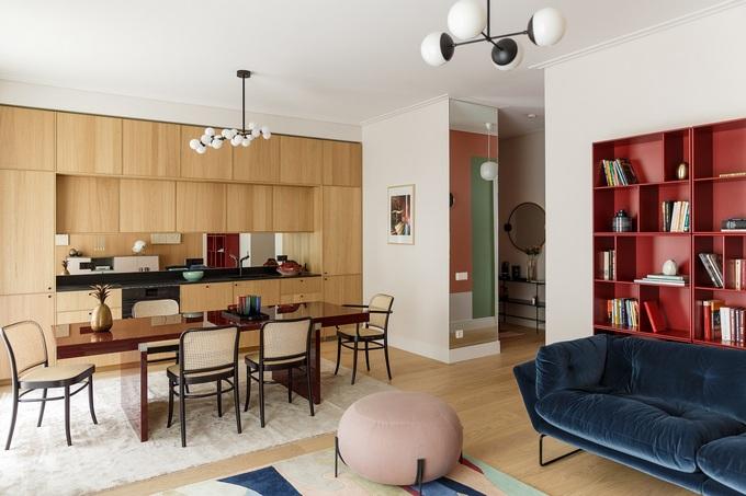 Новенькая квартира в Риге