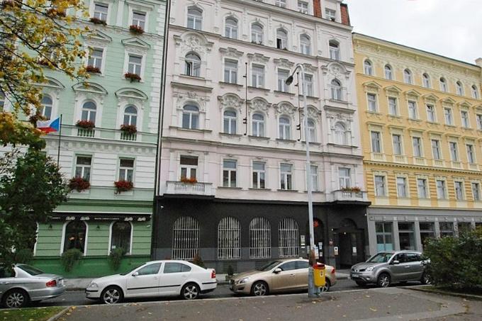 Квортеры в Праге