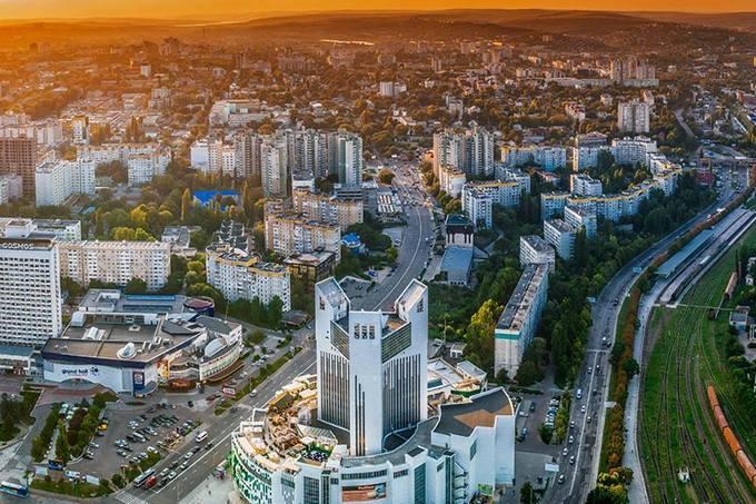 Молдово