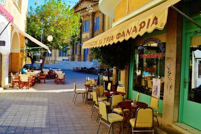 Вакансии на Кипре