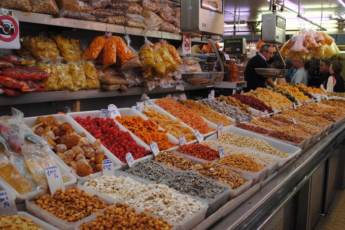 Рынок в Испании