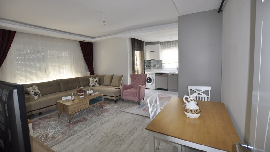 Пример недорогой квартиры в Анталии