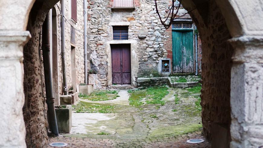 Дом в Италии за 1 евро