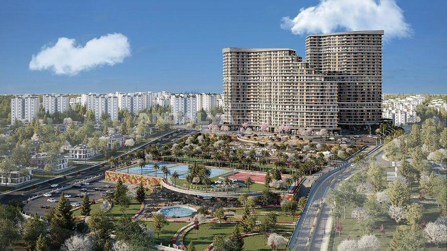Элитные квартиры в Стамбуле