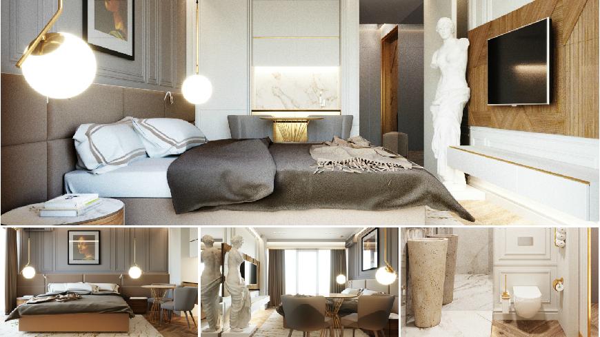 Апартаменты в комплексе Bamboo Beach