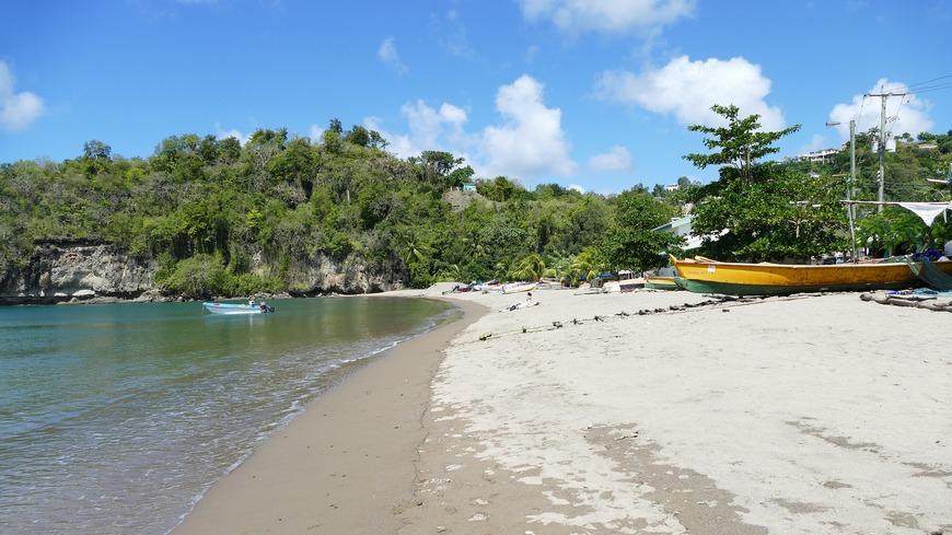 Сент-Люсия, Карибский бассейн