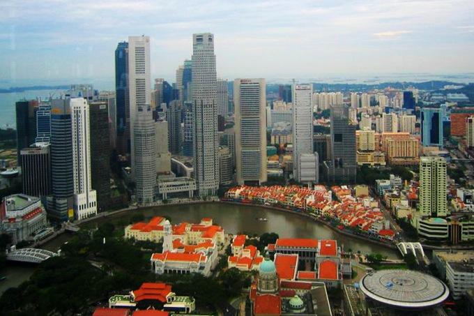 Недвижимость сингапура недвижимость в рортугалии
