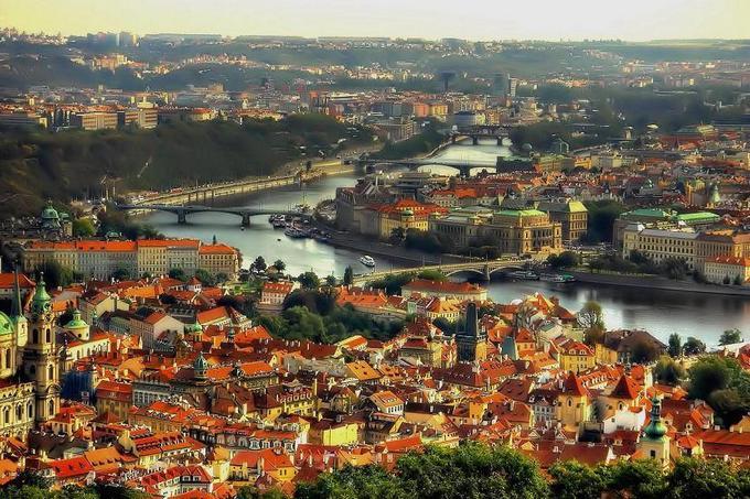 сколько стоит проживание в чехии