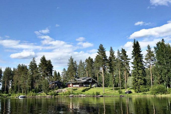 Дача в финляндии купить дубай камера онлайн