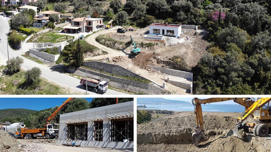 Построить дом в греции недвижимость в греции у моря недорого в рублях