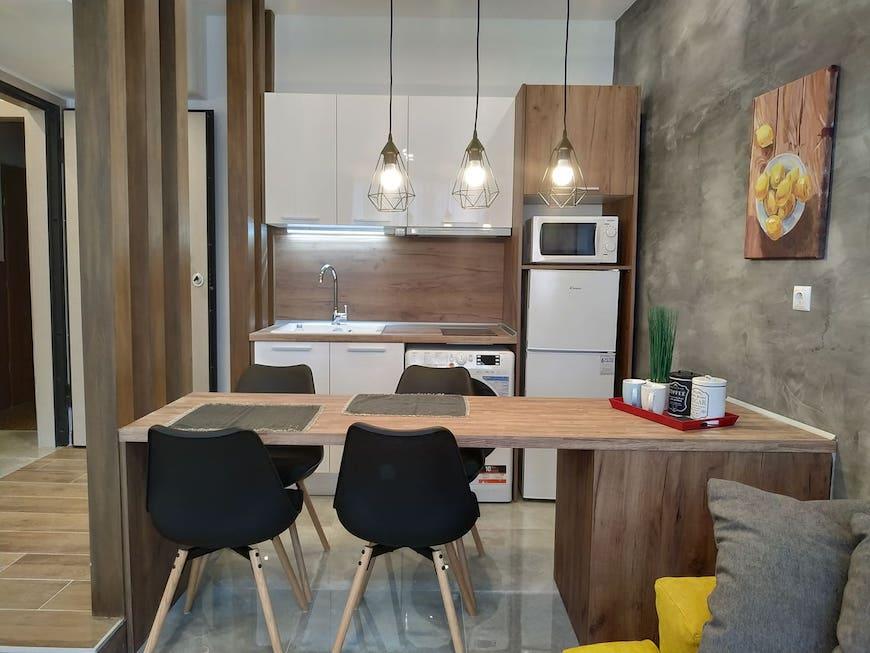 сколько стоит квартира в греции