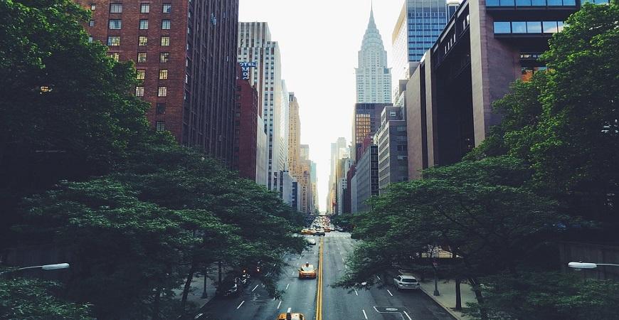Нью-Йорк, США, рынок недвижимости в Испании